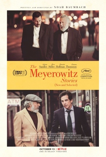 Смотреть фильм Истории семьи Майровиц