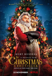 Смотреть фильм Рождественские хроники