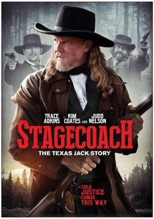 Смотреть фильм Дилижанс: История Техасского Джека