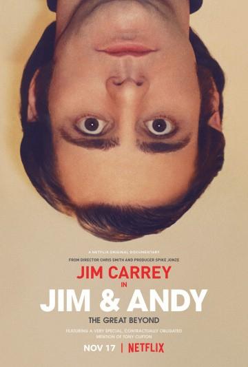 Смотреть фильм Джим и Энди: Другой мир