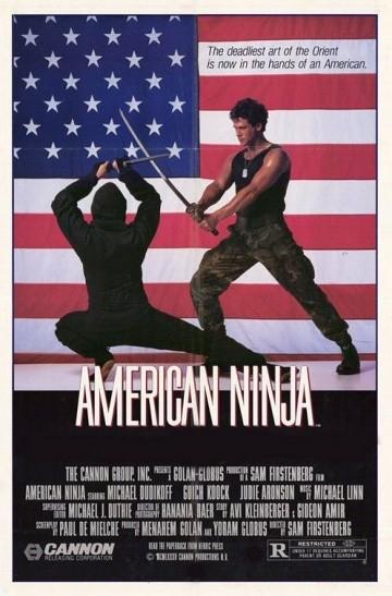 Смотреть фильм Американский ниндзя