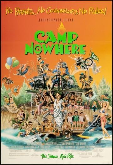 Смотреть фильм Затерянный лагерь
