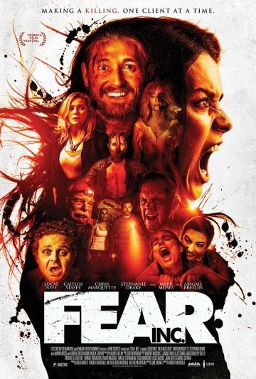 Смотреть фильм Корпорация «Страх»