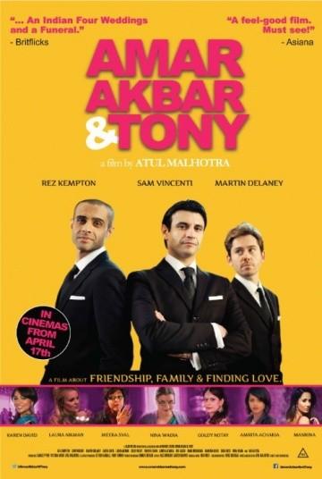 Смотреть фильм Амар, Акбар и Энтони
