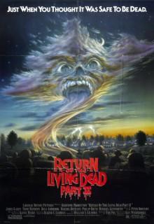Смотреть фильм Возвращение живых мертвецов 2