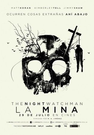 Смотреть фильм Ночной сторож