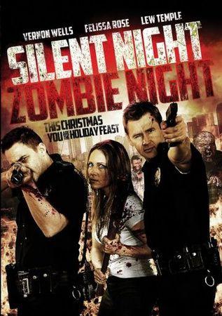 Смотреть фильм Ночь тишины, ночь зомби