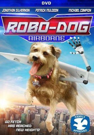 Смотреть фильм Робопёс: Авиационный