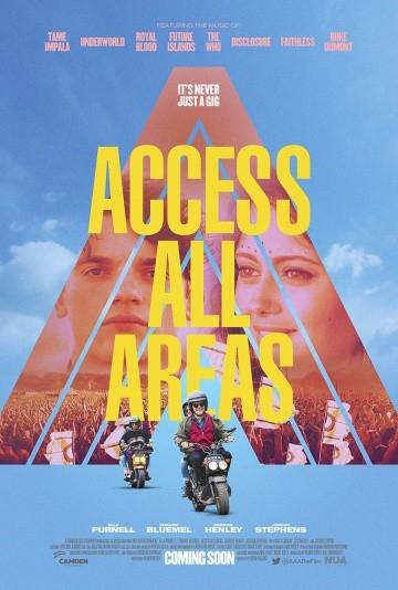 Смотреть фильм Доступ ко всем областям