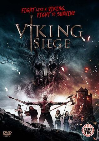 Смотреть фильм Викинги в осаде