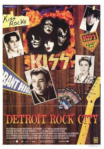 Детройт – город рока