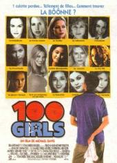 Смотреть фильм 100 девчонок и одна в лифте