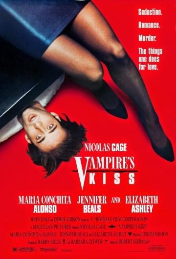 Смотреть фильм Поцелуй вампира