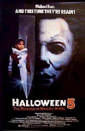 Смотреть фильм Хэллоуин 5