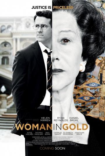 Смотреть фильм Женщина в золотом