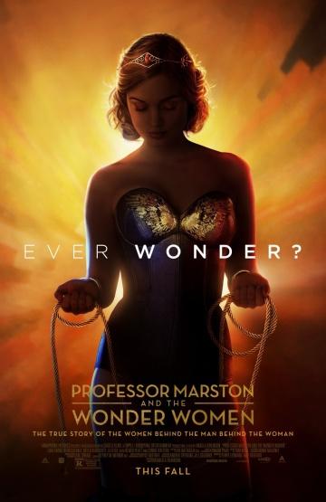 Смотреть фильм Профессор Марстон и Чудо-женщины
