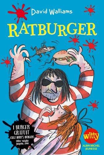 Смотреть фильм Ratburger