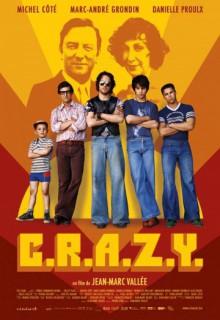 Смотреть фильм Братья C.R.A.Z.Y.