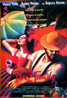 Смотреть фильм Семья Перес