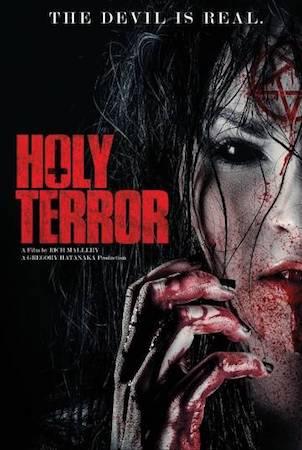 Смотреть фильм Святой ужас