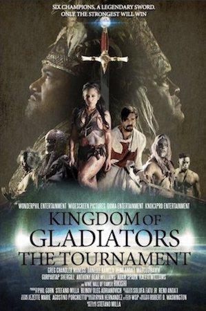 Смотреть фильм Боги Арены: турнир