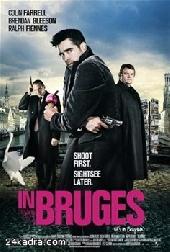 Смотреть фильм Залечь на дно в Брюгге