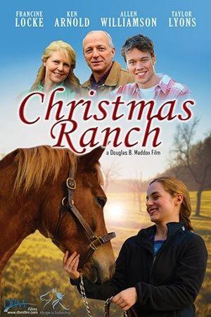 Смотреть фильм Рождество на ранчо