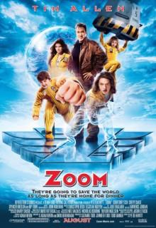 Смотреть фильм Капитан Зум: Академия супергероев