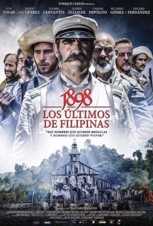 1898 Последние на Филиппинах