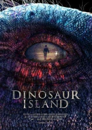 Смотреть фильм Остров динозавров
