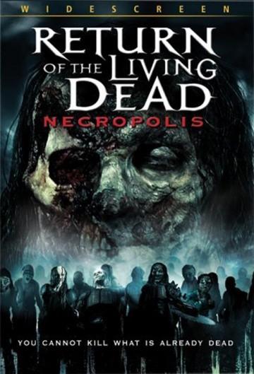 Смотреть фильм Возвращение живых мертвецов 4: Некрополис