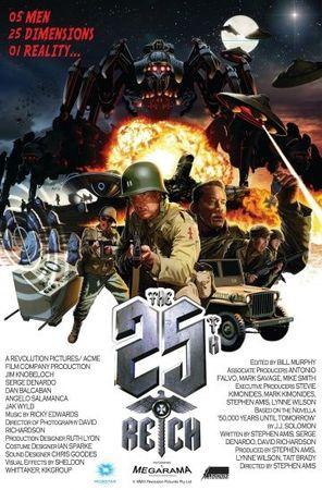 Смотреть фильм 25-ый рейх