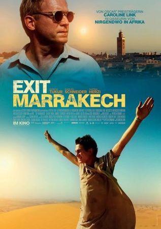 Смотреть фильм Съезд на Марракеш