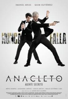 Смотреть фильм Анаклет: Секретный агент