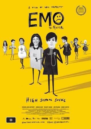 Смотреть фильм Эмо, мюзикл