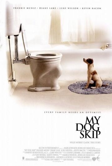 Смотреть фильм Мой пёс Скип