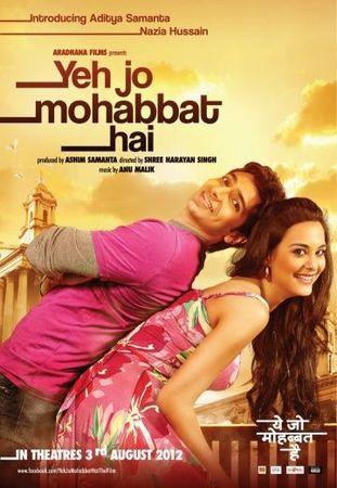 Смотреть фильм Yeh Jo Mohabbat Hai