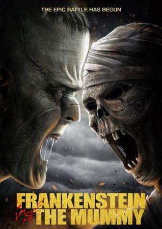 Смотреть фильм Франкенштейн против мумии