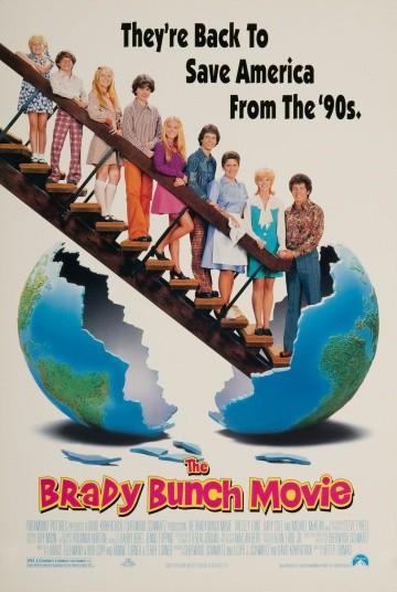Смотреть фильм Семейка Брэди