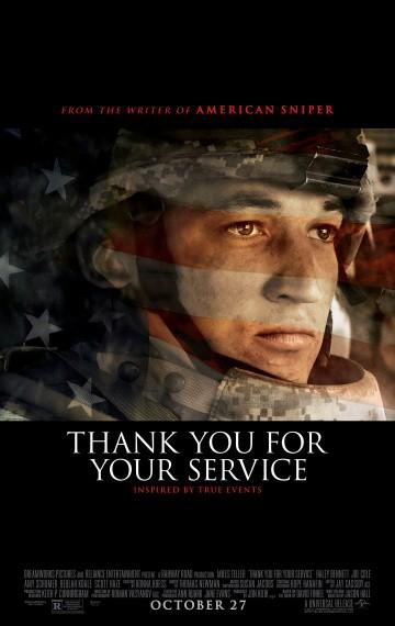 Смотреть фильм Спасибо за вашу службу