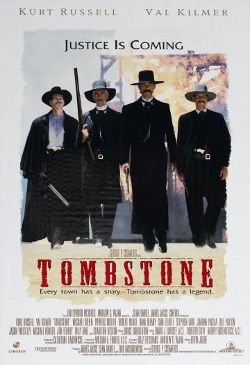 Смотреть фильм Тумстоун: Легенда дикого запада