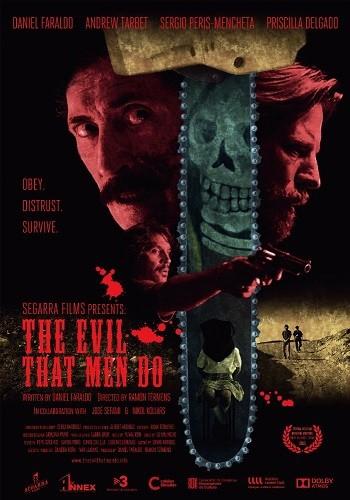 Смотреть фильм Зло, что творят люди
