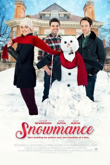 Смотреть фильм Снежный роман