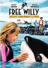 Смотреть фильм Освободите Вилли: Побег из Пиратской бухты