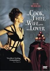 Смотреть фильм Повар, вор, его жена и ее любовник