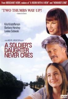 Смотреть фильм Дочь солдата никогда не плачет
