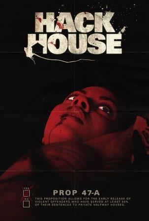 Смотреть фильм Дом резни (Hack House)