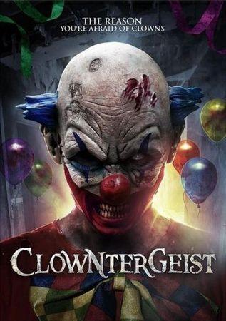 Смотреть фильм Клоунтергейст