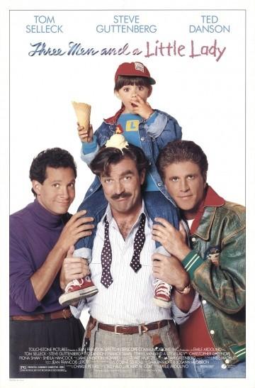 Смотреть фильм Трое мужчин и маленькая леди