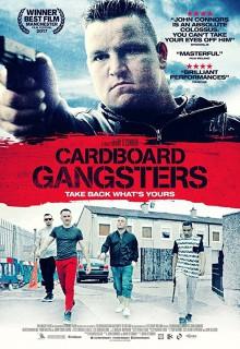 Смотреть фильм Картонные гангстеры
